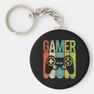Gamer Game Controller Key Ring