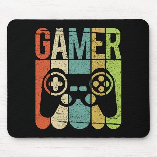Gamer Game Controller Mouse Mat
