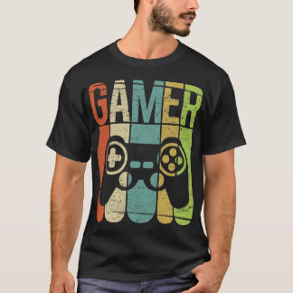 Gamer Game Controller T-Shirt