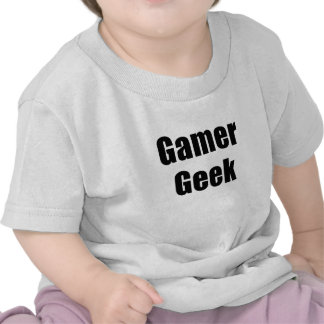 Gamer Geek Tees