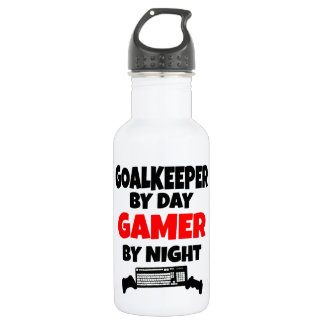 Gamer Goalkeeper 532 Ml Water Bottle