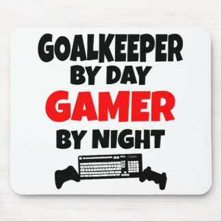 Gamer Goalkeeper Mouse Mat