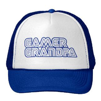 Gamer Grandpa Cap
