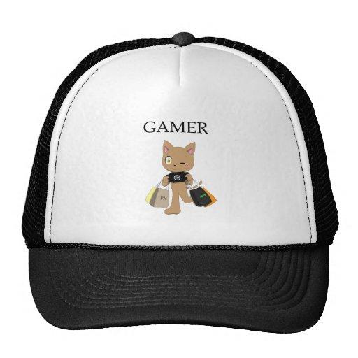 Gamer Mesh Hats