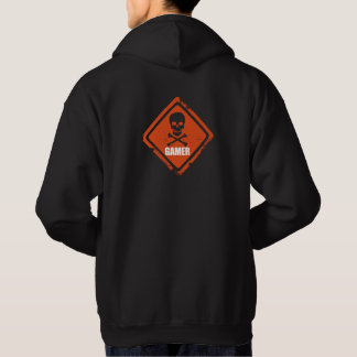 Gamer Hoodie - Men's Basic Hooded Sweatshirt