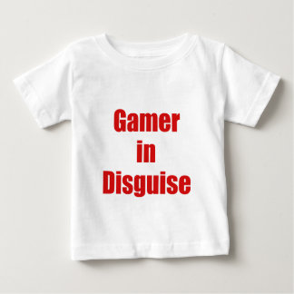Gamer in Disguise T-shirts