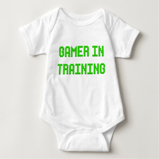 Gamer In Training Baby Bodysuit
