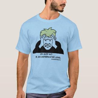 Gamer Issues Underwater T-Shirt