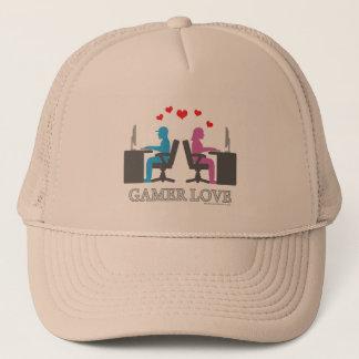 Gamer Love Trucker Hat
