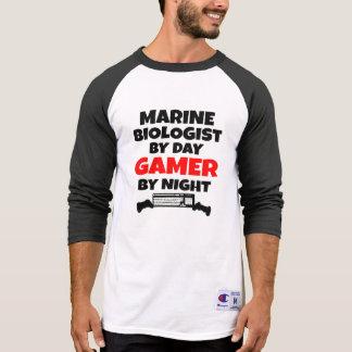 Gamer Marine Biologist T-Shirt