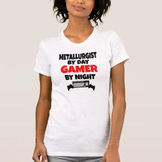 Gamer Metallurgist Tshirts