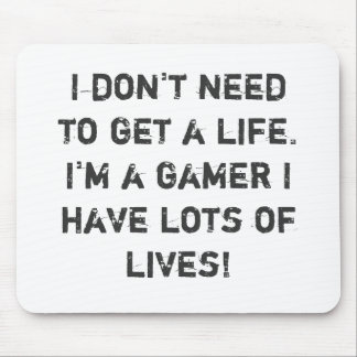 Gamer Mouse Mat