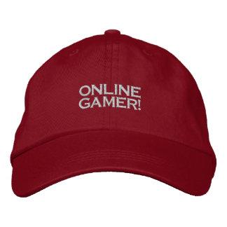 GAMER, PC GAME PLAYER CAP