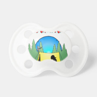 Gamer Roughing It Baby Pacifiers