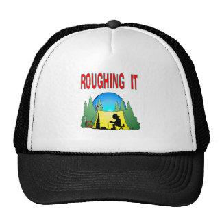 Gamer Roughing It Hat