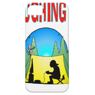 Gamer Roughing It iPhone 5 Cover