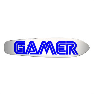 Gamer Skateboard Oldschool
