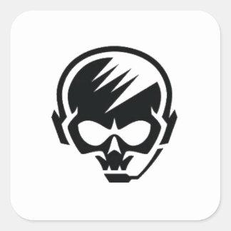Gamer Sticker! Square Sticker