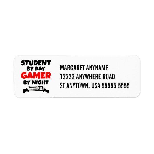 Gamer Student