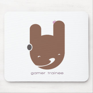 Gamer Trainee Mouse Mat
