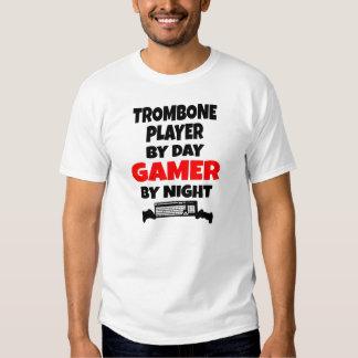 Gamer Trombone Player T Shirts