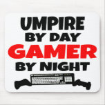 Gamer Umpire Mouse Pad