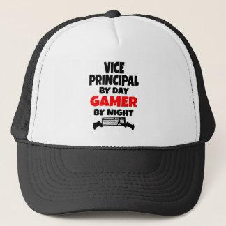 Gamer Vice Principal Trucker Hat