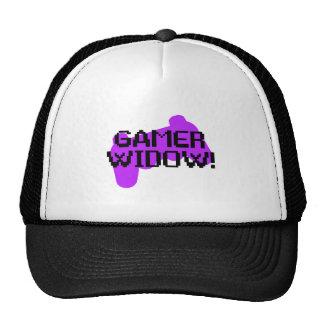 Gamer Widow Trucker Hats
