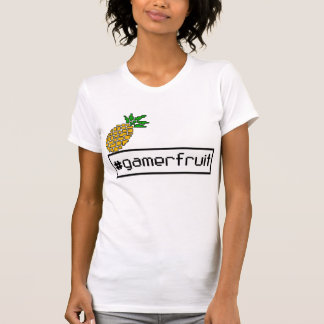 GamerFruit Womens Pixel T-Shirt