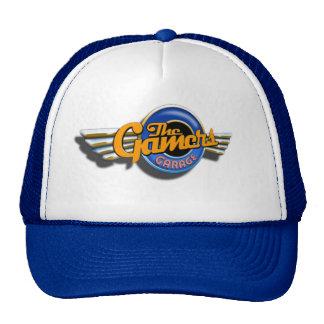 Gamers Garage Trucker Hat (blue)