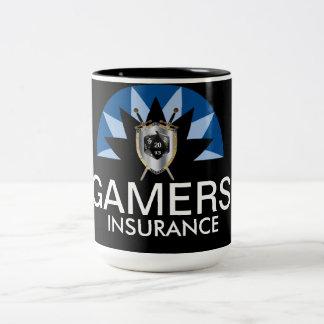 Gamers Insurance Mug
