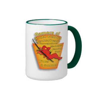 Gamers of Winter and Summer Coffee Mugs