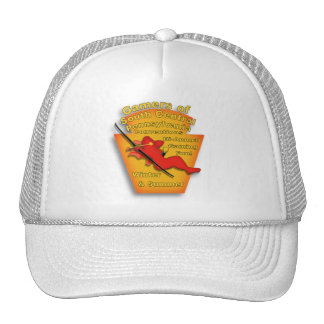 Gamers of Winter and Summer, the Summer Hat...