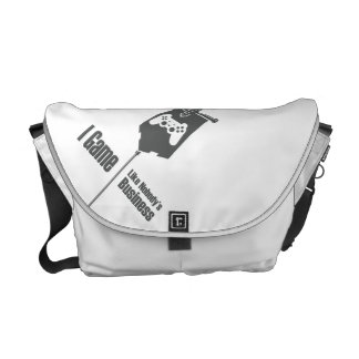 Gamer's Spirit (Bag) Commuter Bags