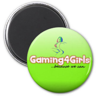 Gaming4Girls Magnets