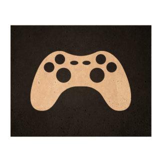 Gaming Controls Graphic Queork Photo Prints