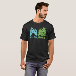 Gaming Controls t-Shirt