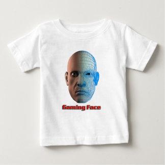 Gaming Face logo Tee Shirts