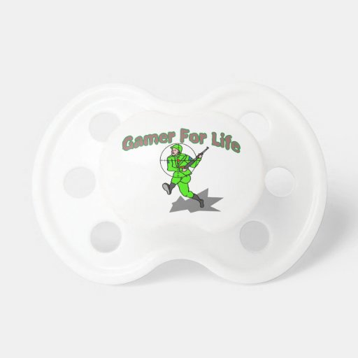Gaming For Life FPS Pacifier