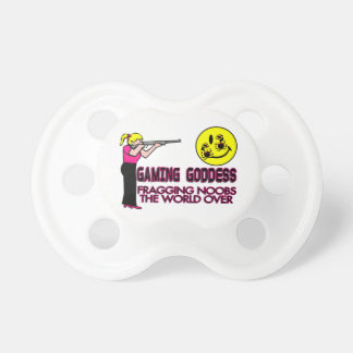 Gaming Goddess FPS Pacifier