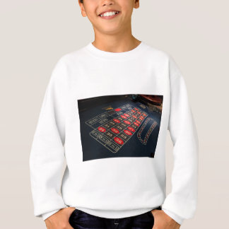 Gaming Table Roulette Las Vegas Sweatshirt