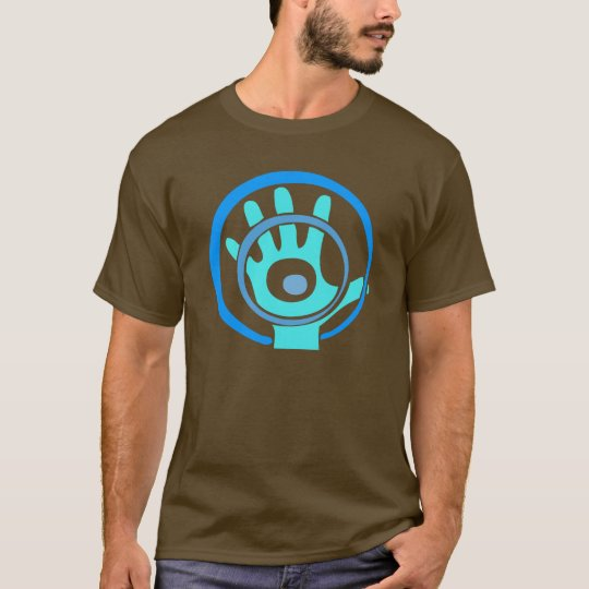GamingFace Jedi Consular No Text  T T-Shirt