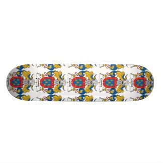 Gamiz Family Crest 19.7 Cm Skateboard Deck