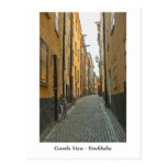 Gamla Stan - Stockholm Post Cards