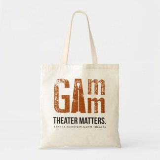 Gamm Theatre - Theater Matters - Small Tote Bag