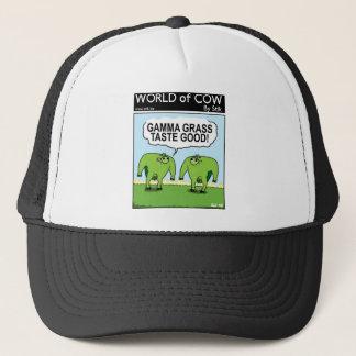 Gamma Cows Trucker Hat