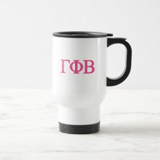 Gamma Phi Beta Lil Big Logo Travel Mug