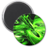 Gamma Radiation Abstract Magnet