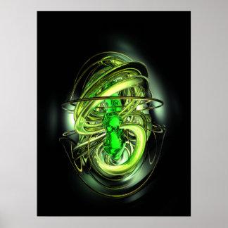 Gamma Ray Burst Abstract Poster