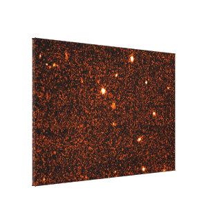 Gamma Ray Burst GRB 970228 Appears To Originate Canvas Print